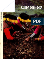 CIP Annual Report 1986-87