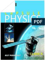 Std. 10 Physics Capsule by Alif Muhammed