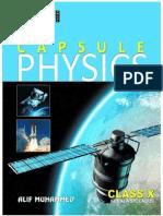 Std. 10 Physics Capsule by Alif Muhammed