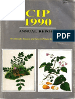CIP Annual Report 1990