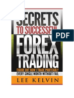 Secrets to Successful Forex Trading