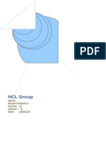 All about HCL