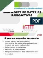 Transporte de Matérias Radioactivas2