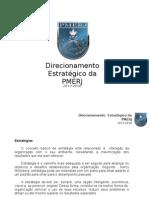 Direcionamento Estratégico PMERJ 2013-2018