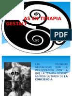 Tcnicas en Terapia Gestalt