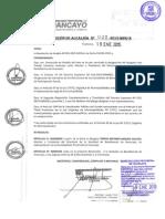 Designan nuevo presidente de la Sociedad de Beneficencia de Huancayo