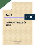 Tema2 Codificacion Digital