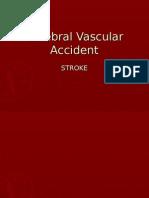 CerebralVascularAccident.ppt