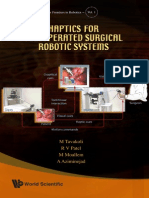 Haptics for Teleoperated Surgical Robotic Systems