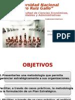 Planeacion Estratégica Jose Cerdan Marin