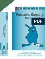 Ashcraft Pediatric Surgery Pdf