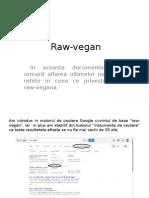 Raw-vegan