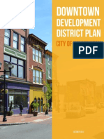 Wilmington Downtown Development District Plan
