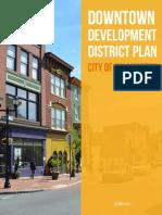 Wilmington Downtown Development District Plan