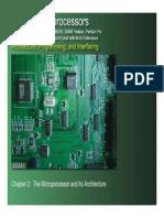 Microprocessor & Its Architecture
