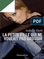 La Petite Fille Qui Ne Voulait Pas Grossir - Isabe (1)