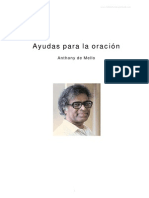 Ayudas para la oraciaan+ Anthony de mello