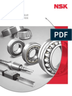 Bearing and Linear Replacement Guide Web