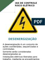 NR10 Medidas de Controle Do Risco Elétrico EEEP Antonio Valmir