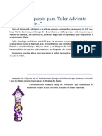 Catequesis de Adviento