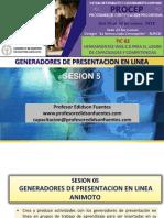 Sesion 5 Generadores de Cuaderno y Libro