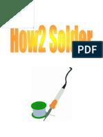 How2 Solder - Jan Zumwalt