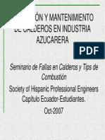 Ing. Manuel Aguilar