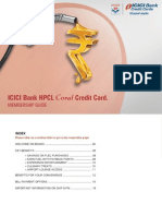ICICI Bank HPCL Coral Credit Card Membership Guide