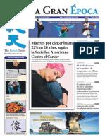 La Gran Epoca República Dominicana Enero 2015