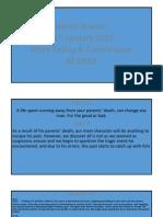 REVISED - OGR 22nd January 2015