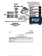 M17 Gas Mask Manual