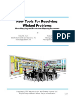 New Tools for Resolving Wicked Problems