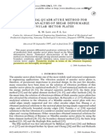 Differential Quadrature Method for Vibration Analysis of Shear Deformable Annular Sector Plates