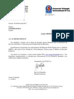 PS15002 CONSORCIO BLG Caracterizacion