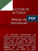 Método Stanislavski
