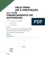 COMO FAÇO PARA DIMINUIR A PRESTAÇÃO DO MEU FINANCIAMENTO DE AUTOMÓVEL.docx
