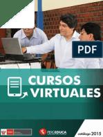 Catálogo Cursos Verano 2015