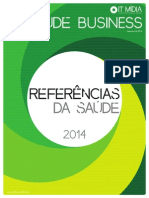 REVISTA - Referencias Da Saude 2014