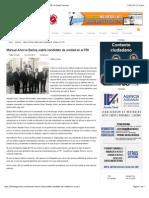 21-01-15 Manuel Añorve Baños,viable candidato de unidad en el PRI | A Fondo Guerrero