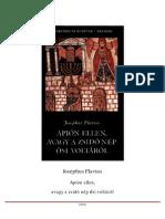 Josephus Flavius Apión Ellen
