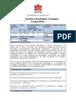 COMUNICACIÓN ESTRATÉGICA E IMAGEN CORPORATIVA.doc