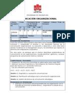 Comunicación Organizacional - Carrera Rrpp