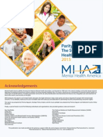 MHA Parity Report 2015