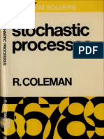 Coleman StochasticProcesses