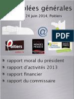 Rapport Activites Emf 2013