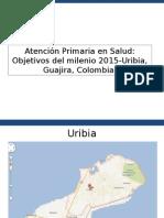 APS Urubia, Guajira