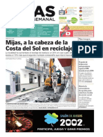 Mijas Semanal Nº619 Del 23 al 29 de enero de 2015
