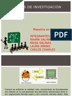 El Conocimiento y El Método Científico.ppt