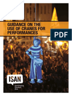 ISAN Guidance on the Use of Cranes for Performances