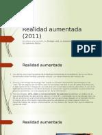 Realidad Aumentada (2011) (1)